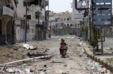 예멘: 타이즈 지역의 인도적 상황 악화