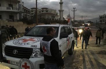 시리아: 봉쇄지역 주민들에게 마침내 지원이 닿다