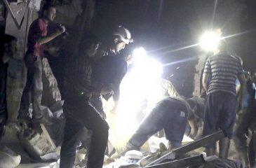 시리아: 알 쿠즈 병원 공습..인도적 위기 일보 직전에 놓인 알레포