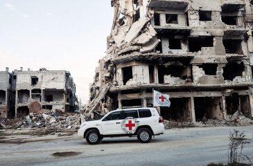 """피터 마우러 ICRC 총재 유엔안보리 연설: """"전쟁에도 한계가 있습니다"""""""