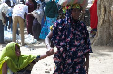 나이지리아: 분쟁 취약층 아이들, 영양실조·말라리아 걸려