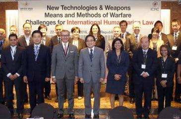 ICRC-국방부, 국제인도법 세미나 개최