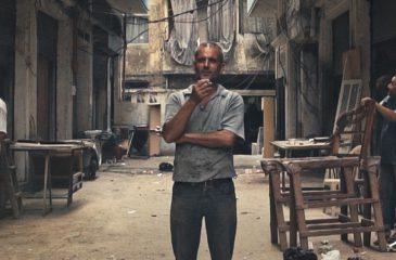 레바논의 기이한 거리, 시리아 스트리트