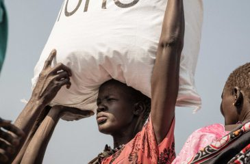 예멘, 소말리아, 남수단, 나이지리아: 기근의 근본 원인, 전쟁