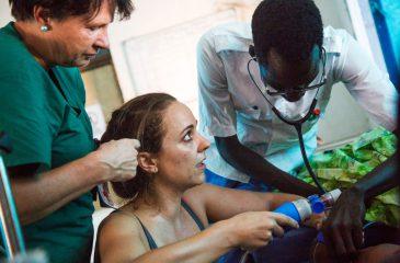 남수단: 어린 생명을 살리기 위한 간호사의 사투