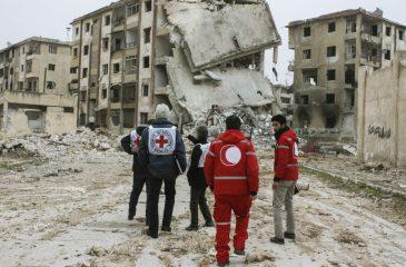 도시 전쟁: 폭발무기의 반향