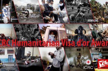 """""""Humanitarian Visa d'Or"""" 포토저널리즘 상 출품작 모집"""