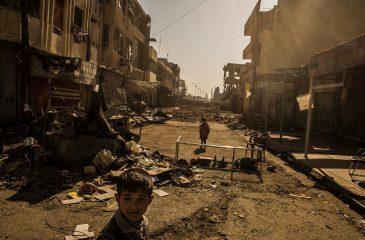 이라크, 시리아, 예멘: 도시 전쟁 시 민간인 사망 5배 높아