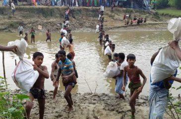 미얀마: ICRC, 폭력사태 피난민들을 위한 지원 확대