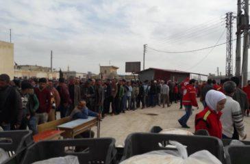시리아: 계속되는 아프린 충돌 사태로 인도적 지원 시급
