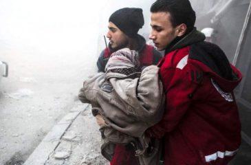 시리아: 다마스쿠스 내 공격 자제 및 인도적 지원 허용 촉구