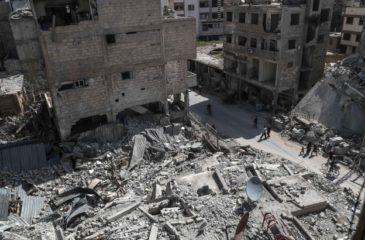 피터 마우러 ICRC 총재 시리아 방문 관련 성명