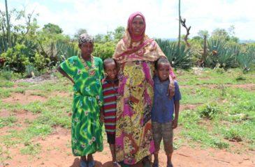 에티오피아: 종족 분쟁의 실향민, 희망을 되찾다
