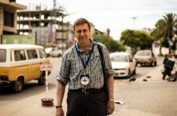 가자 지구: ICRC 외과의 리차드 빌라의 눈에 비친 참상