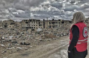 시리아: 다라(Daraa) 주에서 수만 명 위험으로 내몰려