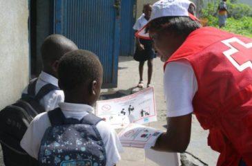 ICRC: DR 콩고에서 에볼라 대응 지원 실시