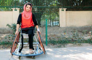아프가니스탄 휠체어 농구 선수단, 2018 아시안 패러게임 우승 도전