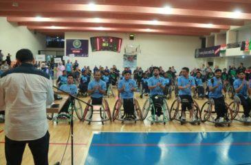 아프가니스탄이 우승컵을 차지하다: 제 1회 연례 하나 라우드(Hanna Lahoud) 국제 휠체어 농구 대회