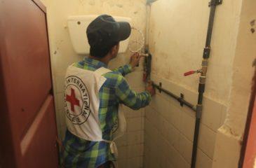예멘: 2018년 9, 10월 ICRC 지원 활동