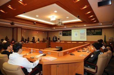 ICRC 한국사무소 대표, 한서대에서 ICRC의 인도주의 활동 소개