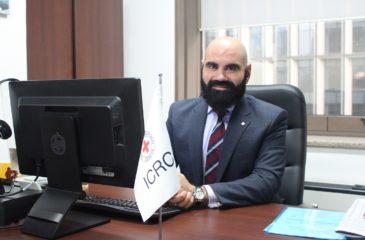 찰스 사브가 ICRC 한국사무소 대표 부임