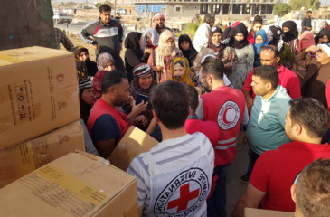COVID-19: 시리아 지원사항 업데이트(2020년 3월-5월)