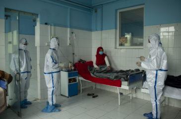 국제적십자위원회: 코로나-19 의료진과 환자를 대상으로 한 폭력사건이 600건 이상 발생했다