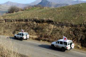 [나고르노-카라바흐] ICRC본부 유라시아지역 국장 마틴 슈엡(Martin Schuepp)의 발표문