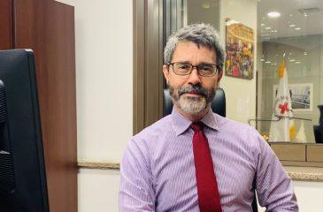 데이비드 마이클 메이즐리시 ICRC 한국사무소 대표 부임