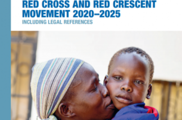 국제적십자·적신월 운동의 가족찾기 활동 2020-2025 전략