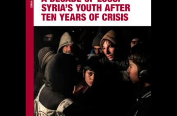 시리아 청년들의 잃어버린 10년