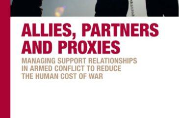 무력충돌 시 인적 피해 절감을 위한 지원 관계 관리