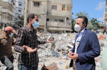 로버트 마디니 ICRC 사무총장 이스라엘과 팔레스타인 점령 지역 방문 관련 발표문