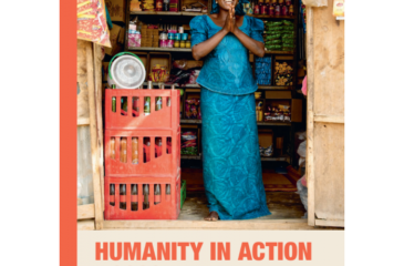 2020년 ICRC의 인도주의적 행동 (Humanity in Action)