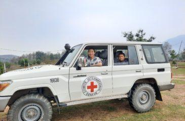 Recruitment: ICRC Delegate (~31/07)