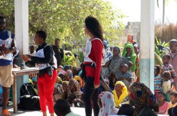 모잠비크: 인도적 필요성 증가에 대응하기 위한 ICRC 대표단 승격