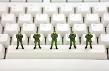 디지털 안식처: 군사 사이버 작전으로부터 민간인 보호