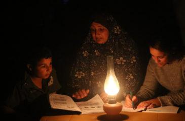 ICRC 설문조사: 가자 지구의 주민들에게 큰 타격을 주고 있는 만성적인 전력 부족 문제