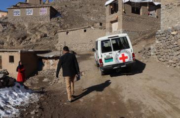 아프가니스탄의 인도적 위기